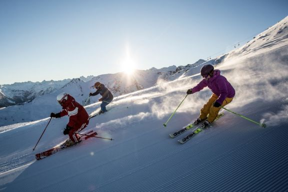 Ski Incentive Hochjoch Totale